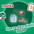 Le nuove spese detraibili con il 730/2020