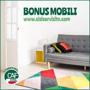 Bonus-mobili-cisl